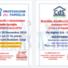 28 Novembre 2019 ore 17.30 Circolo Loris Guerzoni